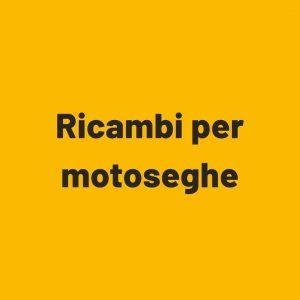 Ricambi per Motoseghe